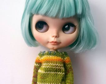 GUACAMOLE sweater, jumper for Neo Blythe