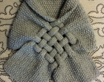 3 Secrets to making Chunky Celtic Scarf