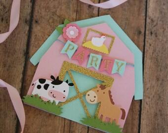 farm birthday