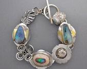 Mosaic Opal Bracelet