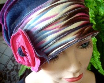 womens chemo hat soft hat chemo headcover chemo headwear chemo gift