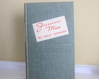 1941 Junior Miss By Sally Benson