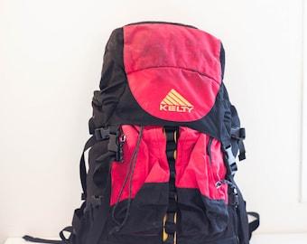 Vintage hiking backpack | Etsy