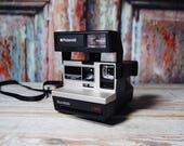reserved for Kym Polaroid Sun 600 LMS Instant Film Camera ~ tested ~ working