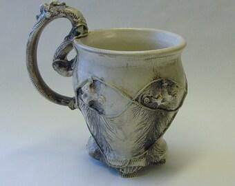 Bone and Fur Mug 20oz/590ml