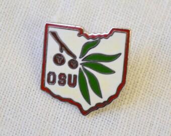 1980s OSU Tack Pin