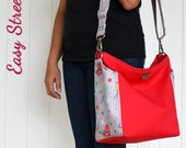 Ellen's Esplanade Easy Street Cross Body Bag Sewing Pattern