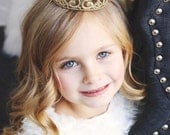 Elle Lace Crown || Ready to Ship || MINI lace crown || photography prop|| Toddler-Adult