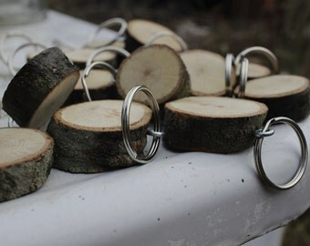 The Original - Knock on Wood Keychain
