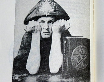 Aleister Crowley Book 4 - Occultism, Magick, Mysticism, Rituals, Invocation, Divination, Yoga, Kabbalah, etc.  - Illustrated