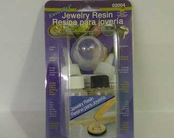 Jewelry Resin- Professional Jewelers Grade- Crystal Clear