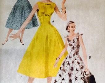Butterick Retro 1956 Dress