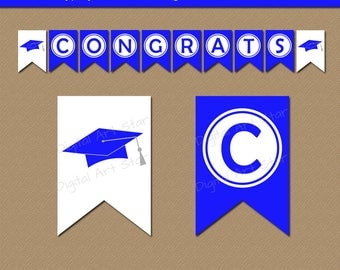 College Graduation Party Decorations, College Graduation Banner, Graduation Party Ideas, High School Graduation Printables, Photo Prop G1