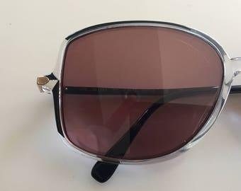 Vintage 70s Austrian SILHOUETTE Sunglasses