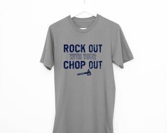 Atlanta Shirt | Rock Out with your Chop Out, ATL Shirt, Atlanta