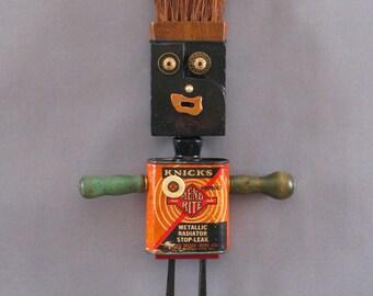 Robot Sculpture - Lenny
