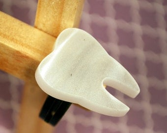 Opalescent Pearly Whites Tooth Rings