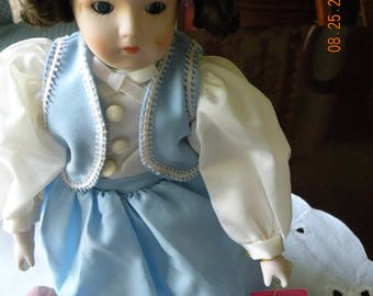 Little Women Jo Doll - 1982 Seymour Mann