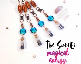 Magical Energy Car Charms - Surfer Edition