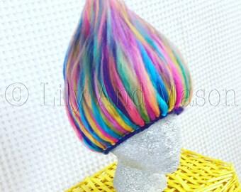 Troll Hat, Troll Hair Crochet Pattern, Troll Hair Hat, Troll Hair, Troll Hat Pattern, Troll Hat Crochet Pattern, Trolls Hat, Crochet Pattern