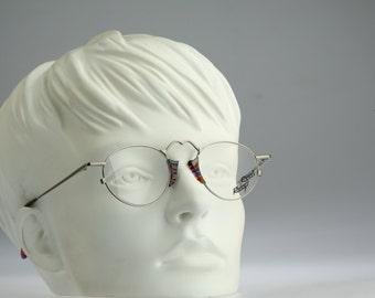 Robert Rudger 820 134 22 / Vintage eyeglasses & sunglasses / 90S unique and rare