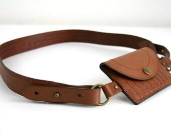 Card Holder Waist Belt