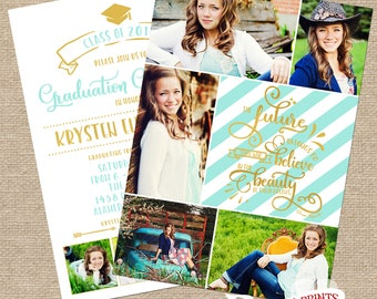 Krysten Graduation Announcement