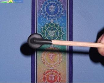 Chakra & Meditation Magnet Wand; LABOR DAY SALE
