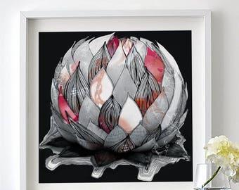 flower - fine art print
