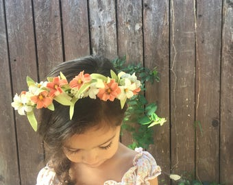 do your thang! - flower crown
