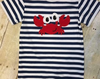 Baby boy Romper, summer time fun, birthday parties, play etc.  Adorable