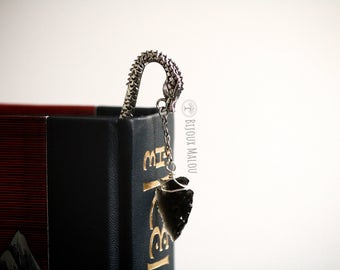 Game of Thrones Bookmark Dragonglass Bookmark Obsidian Bookmark Dragon Drogon White Walkers GoT Season 7 Obsidian Arrowhead
