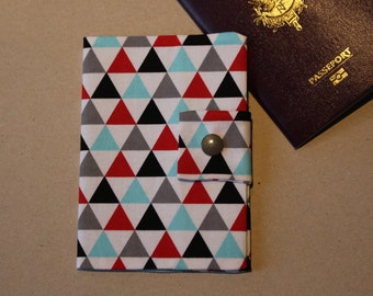 Protects Passport reason triangles with closure by pressure