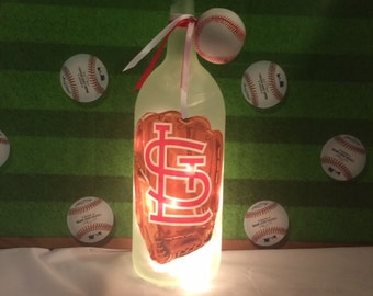 St. Louis Cardinals 1.5 Liter Lighted Wine Bottle