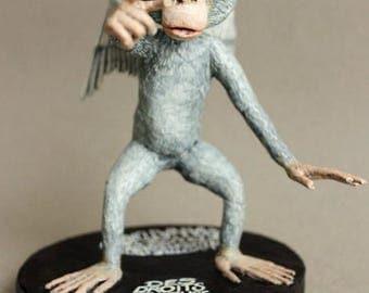 Darwin monkey | Etsy