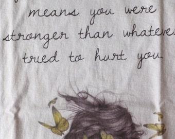 Inspirational Cotton TShirts