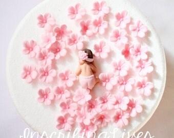 Cross Cake Topper Christening Cake Topper By Inscribinglives