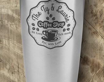 Personalized Coffee Shop Design