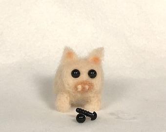 6mm Black  Plastic Eyes, Safety Eyes for Stuffed Animals,  Arugami eyes