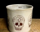 Sugar Skull Mug for Beth Only