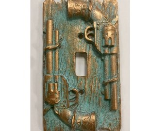 Revolvers (Old Fashioned) - Light Switch Cover