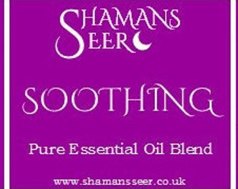 Soothing - Essential Oil Blend - 100% Pure