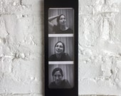 "Photo Booth wood Picture Frame 2"" x  6 """