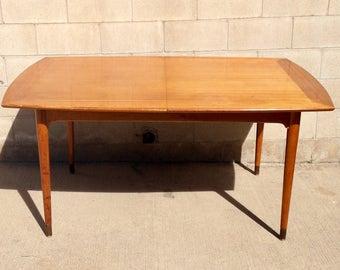 Mid century modern dining table | Etsy