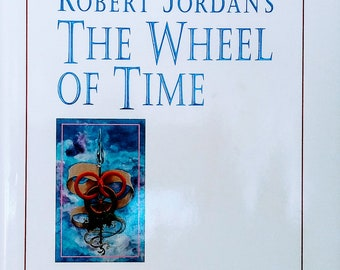 1997 Hardcover Edition of The World of Robert Jordan's The Wheel of Time