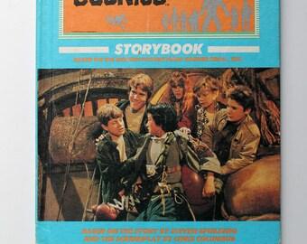 The Goonies Storybook 1985