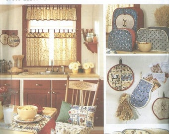 Vintage Sewing Pattern - Simplicity #8437, One Size