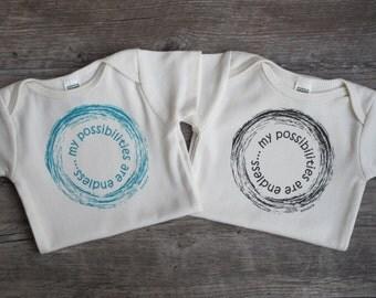 Organic Inspiration! Organic Bodysuits, Baby Onesie, Organic Baby Clothing, Cute Baby Clothes, Baby Boy, Baby Girl, Yoga Baby, Unique Baby