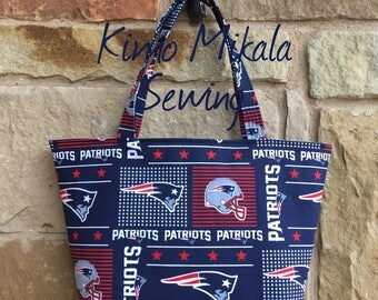 New England Patriots Football Handbag/Shoulder Bag