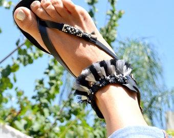Sandals, Women Sandals, Leather Sandals, Black Sandals, Anklet Sandals, Gladiator Sandals, Bohemian Shoes, Strappy Sandals, Greek Sandals